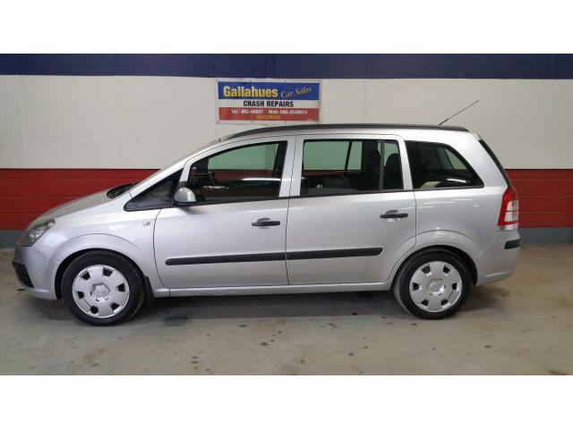 2007 Opel Zafira - Image 5