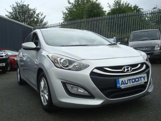 2015 Hyundai i30 1.4 ACTIVE 100PS