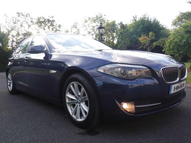 2011 BMW 5 Series 2.0 Diesel