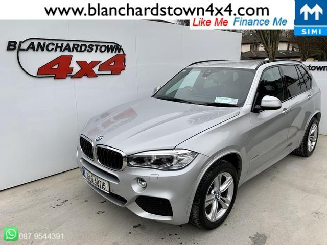 2015 BMW X5 MSPORT 30D