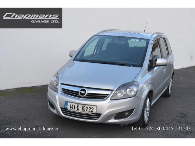 2014 Opel Zafira 1.7 CDTI ECOFLEX CLUB 110PS