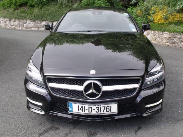 2014 Mercedes-Benz CLS Class - Image 2