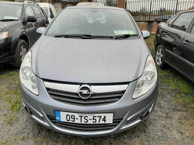 2009 Opel Corsa Design 1.3cdti (90ps)5dr