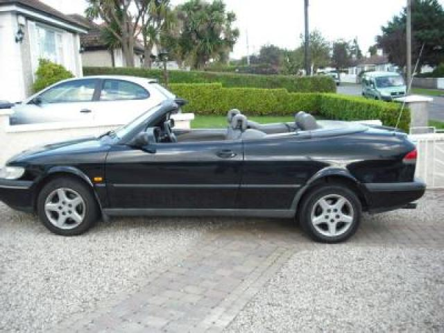 1995 Saab 900 cabriolet