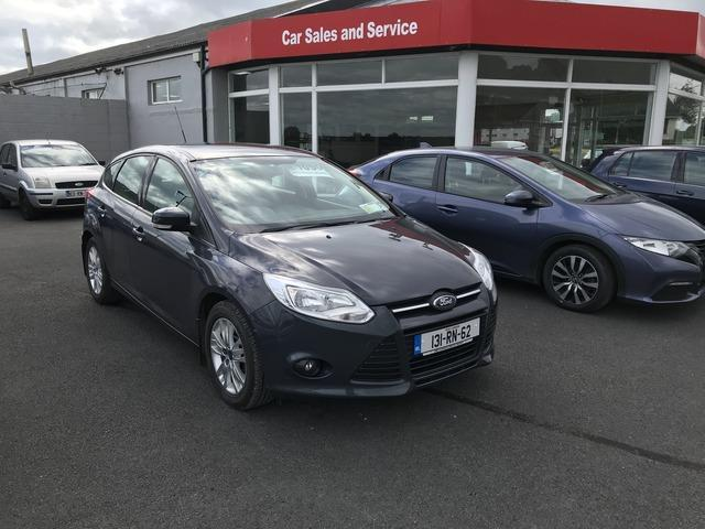 2013 Ford Focus 1.6 TDCI EDGE 95PS