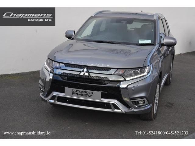 2020 Mitsubishi Outlander PHEV Instyle Plug-In Hybrid Auto