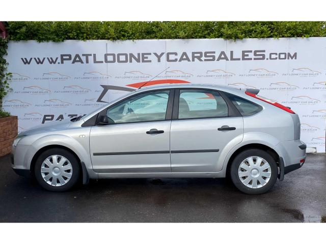 2005 Ford Focus NT LX 1.4 80PS 5DR