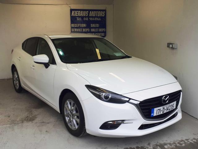2017 Mazda Mazda3 1.5 Petrol