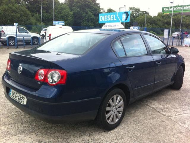 2008 volkswagen passat b6 105bhp price 9 995 1 9 diesel for sale in cavan on. Black Bedroom Furniture Sets. Home Design Ideas
