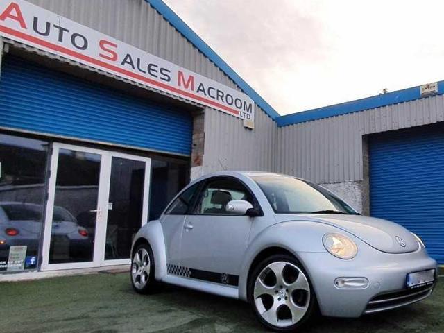 2005 Volkswagen Beetle 1.6 Petrol