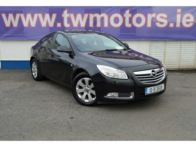 2012 Opel Insignia 2.0CDTI () S 130PS