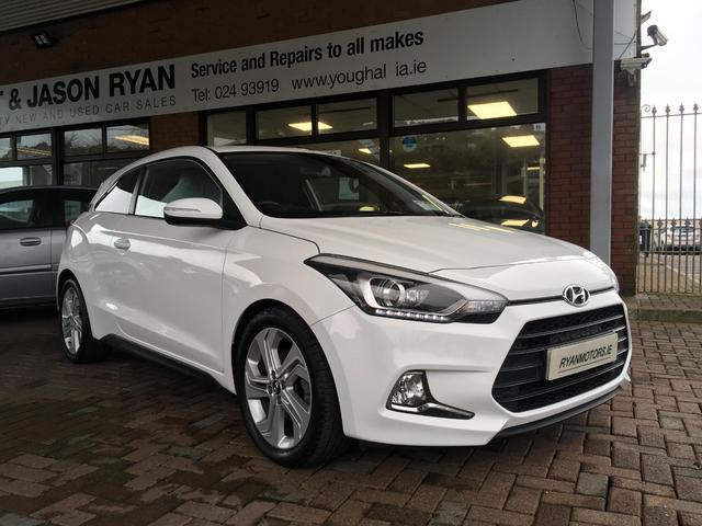 2016 Hyundai i20 1.4 CRDi 90PS Sport Nav