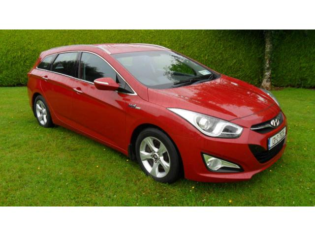 2013 Hyundai i40 Executive 4DR