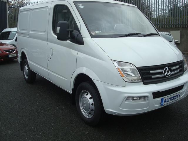 2019 LDV V80 SWB €16900