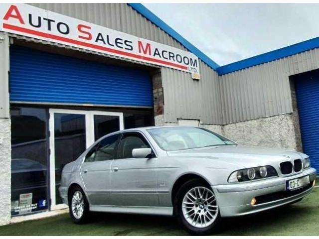 2003 BMW 520 2.2 Petrol