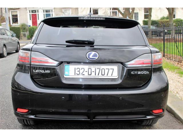 2013 Lexus CT 200h - Image 5