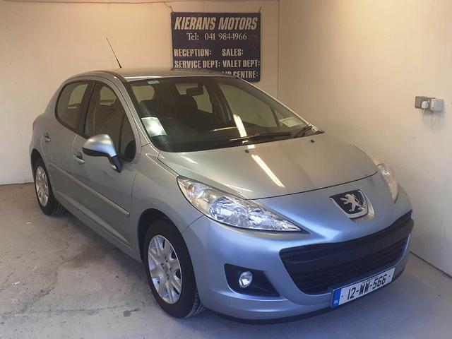 2012 Peugeot 207 1.4 Diesel