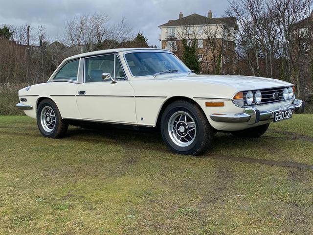 1973 Triumph Stag V8 Automatic