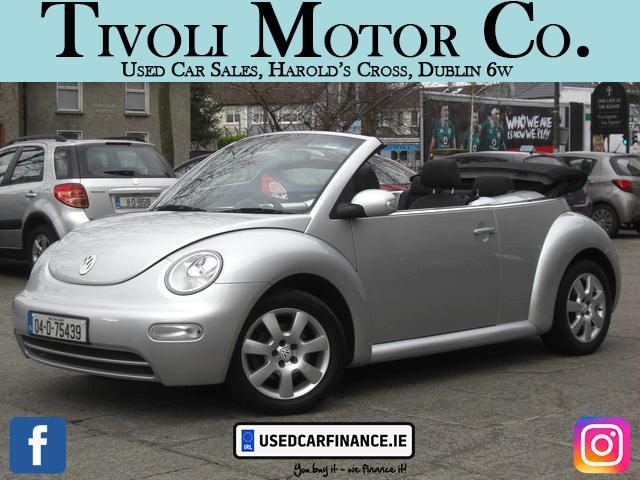 2004 volkswagen beetle convertible manual transmission