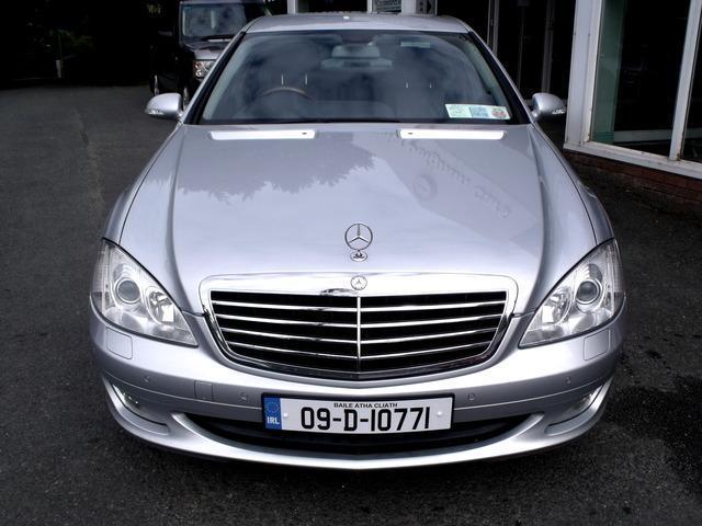 2009 Mercedes-Benz S 320 - Image 3