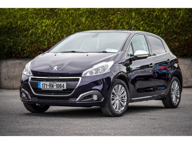 2017 Peugeot 208 1.2 PURETECH ALLURE ECOMATIQUE 82BHP