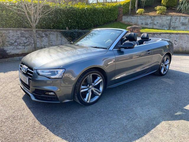2015 Audi A5 2.0 Diesel