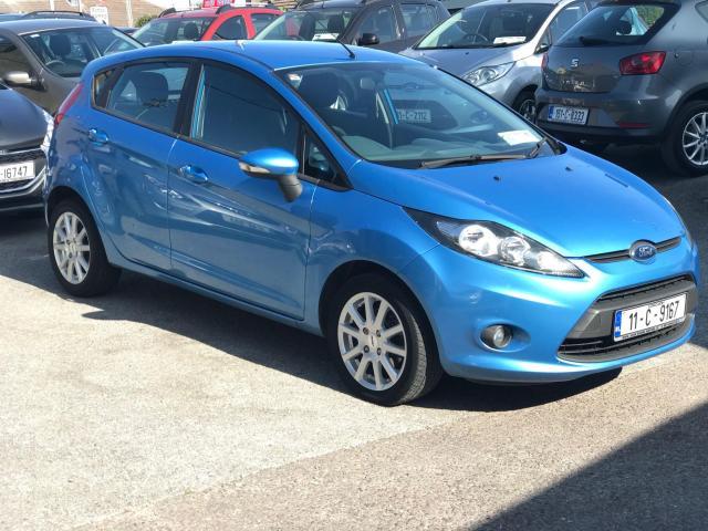 2011 Ford Fiesta 1.2 Petrol