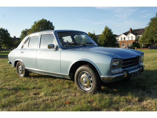 1978 Peugeot 504 TI 4DR Auto