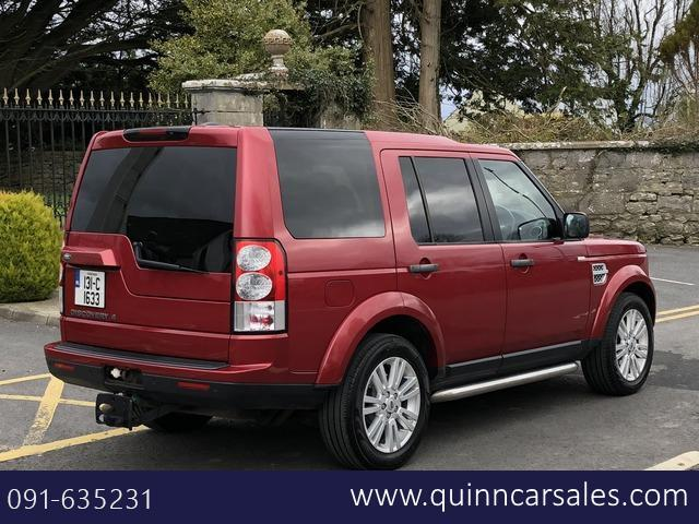 2013 Land Rover Discovery - Image 3
