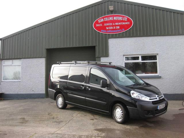 2013 Citroen Dispatch 2.0 Diesel
