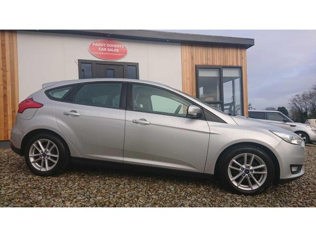 2015 Ford Focus Style 1.6 TDCI 5DR **€46 Per Week**