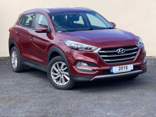 2016 Hyundai Tucson 1.7 CRDI  SE 116PS