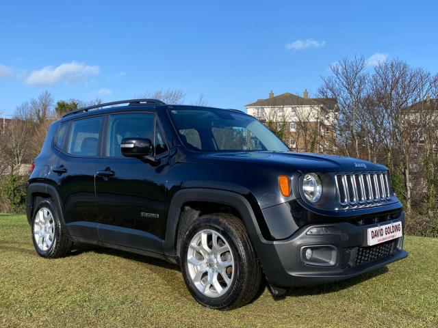 2016 Jeep Renegade 1.4 Petrol