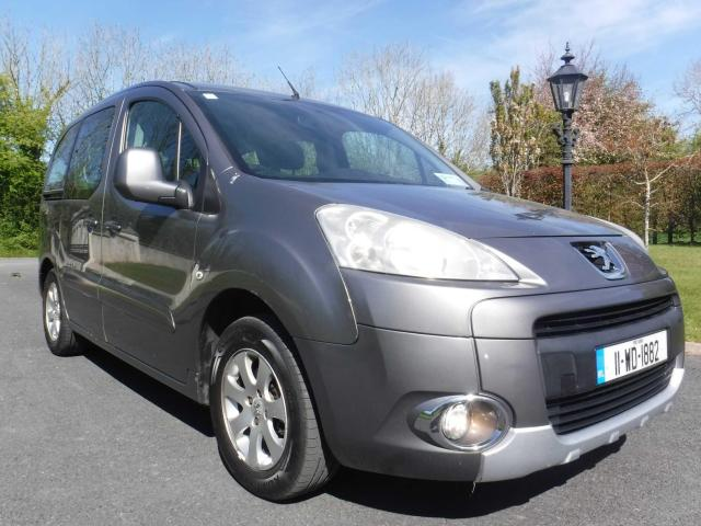 2011 Peugeot Partner Tepee 1.6 Diesel
