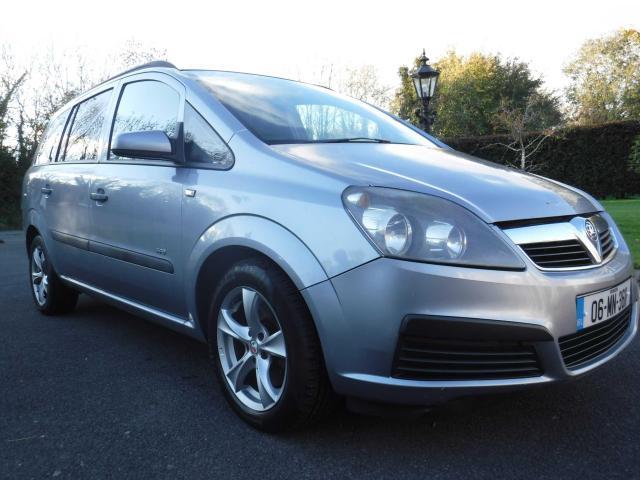2006 Opel Zafira 1.9 Diesel