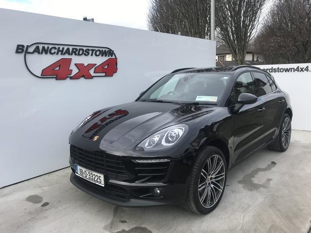 2018 Porsche Macan 3.0 D S 5DR A