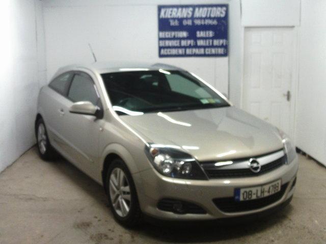 2008 Opel Astra 1.4 16V SXI SPORT