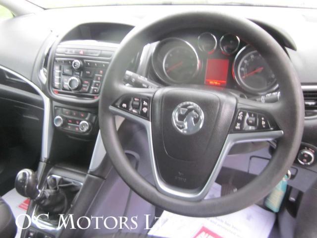 2012 Vauxhall Zafira Tourer - Image 13