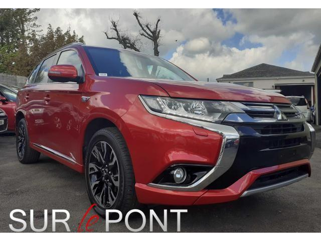 2016 Mitsubishi Outlander 2.0 Electric