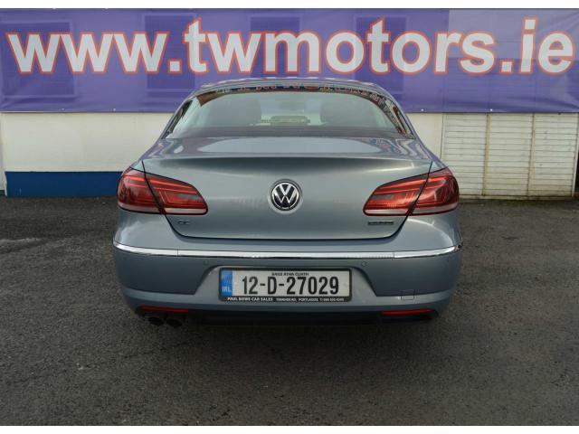 2012 Volkswagen Passat CC - Image 4