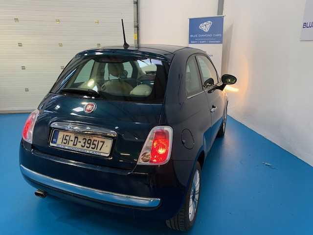 2015 Fiat 500 - Image 9