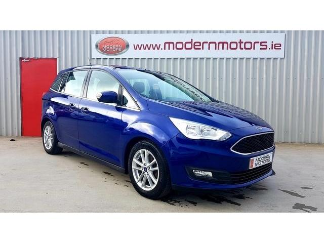 2016 Ford Grand C-Max 1.5 Diesel