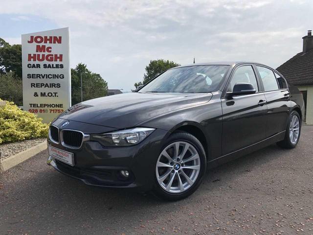 2017 BMW 3 Series 320D SE 190 BHP