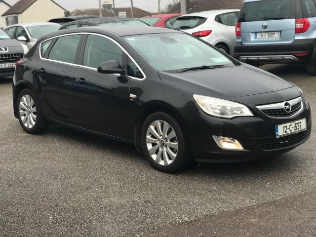 2012 Opel Astra 1.7 Diesel