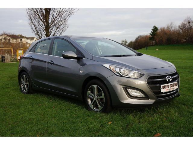 2015 Hyundai i30 1.4 Petrol