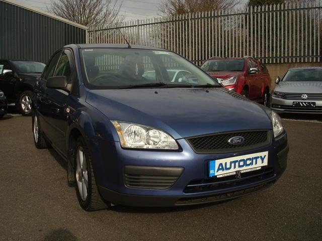 2005 Ford Focus LX 1.4, NCT UNTIL APRIL