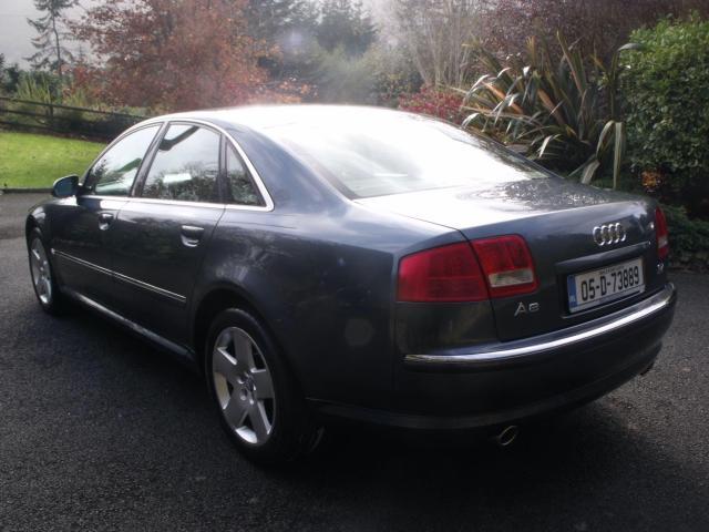 2005 Audi A8 - Image 4