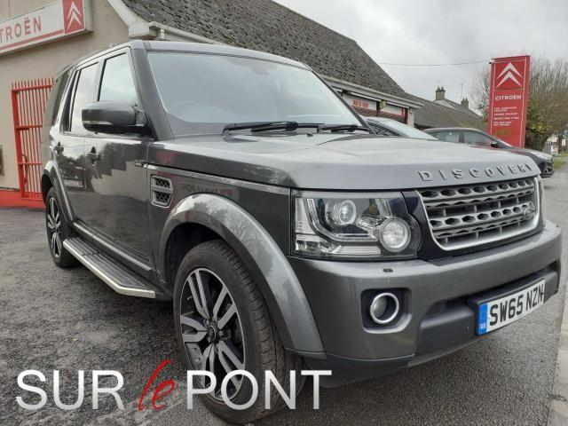 2016 Land Rover Discovery 3.0 Diesel