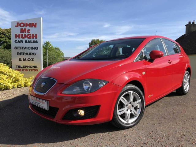 2012 SEAT Leon 1.6 Diesel