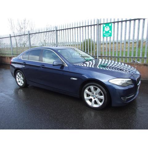 2012 BMW 5 Series 2.0 520 D SE